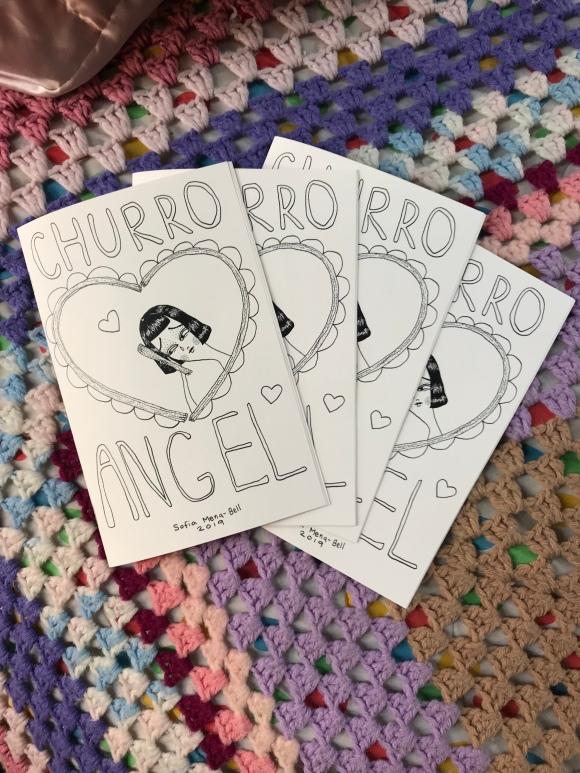 Churro Angel